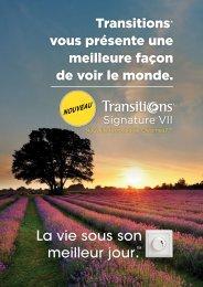 Transitions Signature VII FR