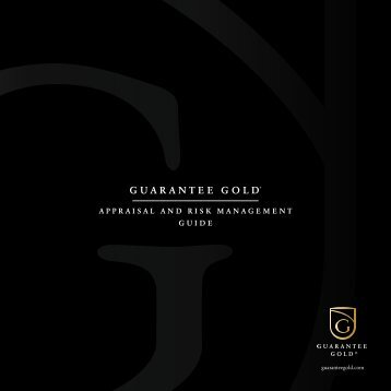 GUARANTEE GOLD
