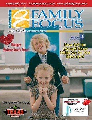 QC Family Focus: February 2015