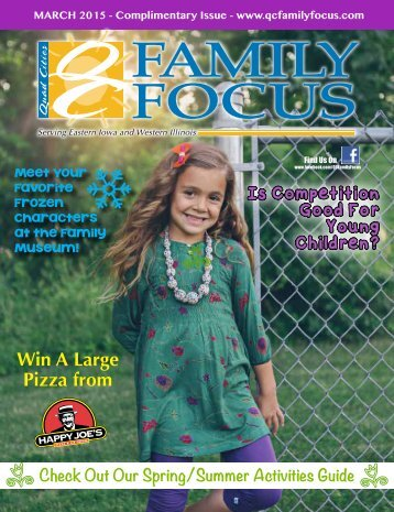 QC Family Focus: March 2015