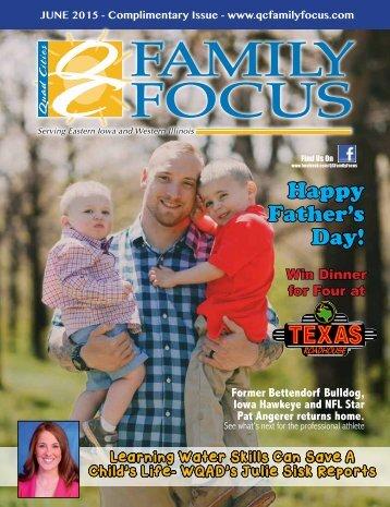 QC Family Focus: June 2015