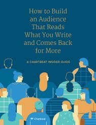 How to Build an Audience That Reads What You Write and Comes Back for More