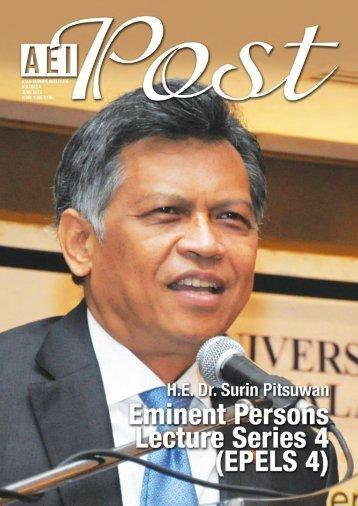 AEI Post Vol 5 - 2012