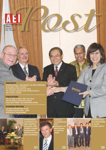 AEI Post Vol 2 - 2009