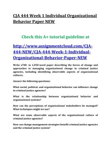 mt 302 organizational behaviors A social media story storified by gail787 mt 302 mt/302 mt302 unit 9 assignment organizational behavior {kaplan} download here.