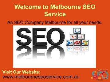 Most Preferred SEO Company in Melbourne | Melbourne SEO Agency