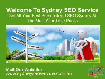 Best SEO Company | SEO Consultant Sydney