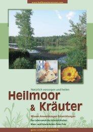 Heilmoor und Heilkräuter Buch - Vorschau