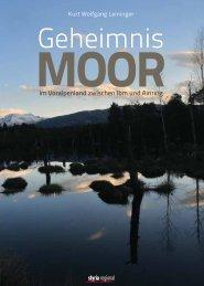 Geheimnis Moor - Buch