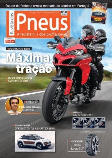 Revista dos Pneus 34