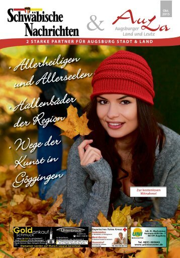 Schwäbische Nachrichten & AuLa - Ausgabe 9