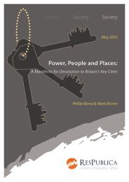 Power People and Places