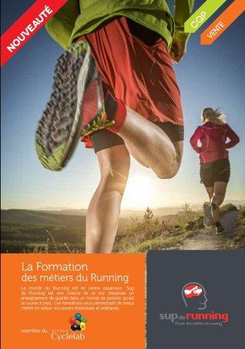 SupDeRunning - L'école CQP Running