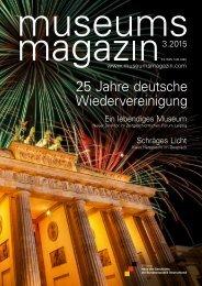 25 Jahre deutsche Wiedervereinigung