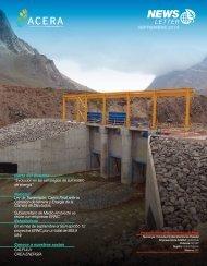 Newsletter ACERA Septiembre 2015