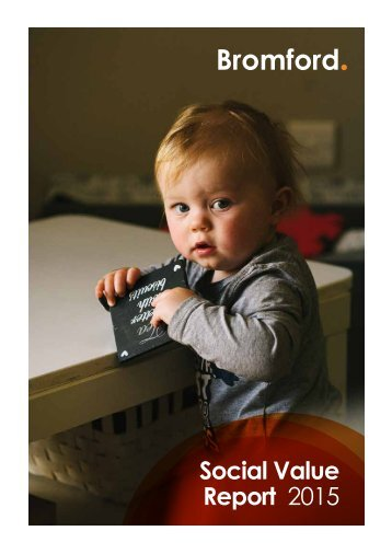 Social Value Report 2015