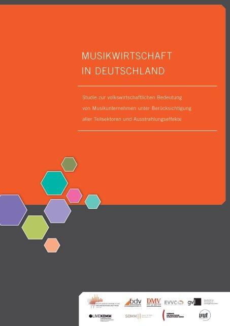Musikwirtschaft in Deutschland