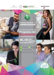 Programa del Emprendedor