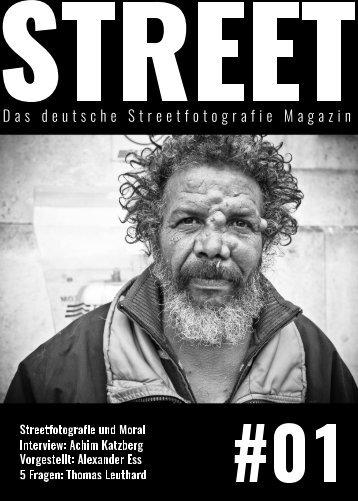 STREETmagazin #01