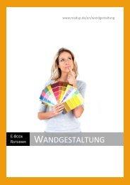 E-Book Wandgestaltung -  Readup.de