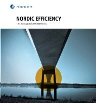 NORDIC EFFICIENCY