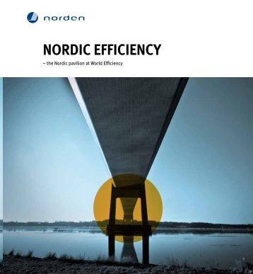 NORDIC EFFICIENCY