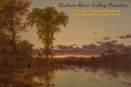 Hudson River Valley Painters