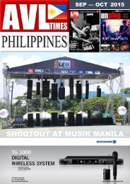 SHOOTOUT AT MUSIK MANILA