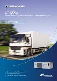 TK 60307-PL DE 03-2009 UT-1200 - Servo King Klimaanlagen
