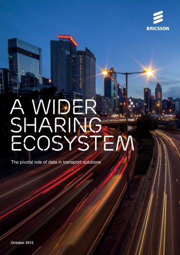 A WIDER SHARING ECOSYSTEM