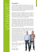 Komplett Das Sauerlandmagazin August/September 2015 - Page 3