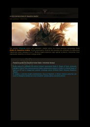 Już dziś premiera Diablo III: Nawałnica światła! - Diablo3 ...