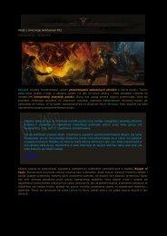 Wieści z mrocznego Sanktuarium #12 Data publikacji ...