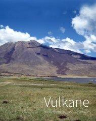 Vulkane. Wissensplattform