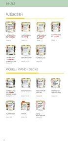 OSMO - Farben und Schutz für Innen - Page 6