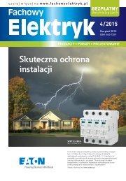 Fachowy Elektryk 4/2015