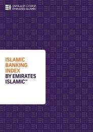 ISLAMIC BANKING INDEX BY EMIRATES ISLAMIC