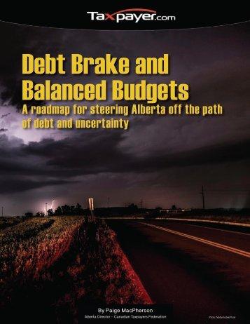 Debt Brake and Balanced Budgets