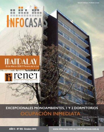 Revista InfoCasas - Número 55 - Octubre 2015