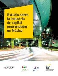Estudio sobre la industria de capital emprendedor en México