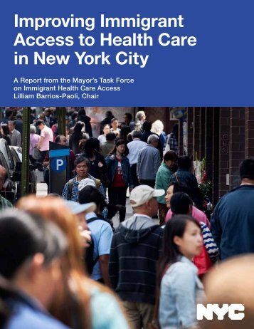 Improving Immigrant Access to Health Care in New York City