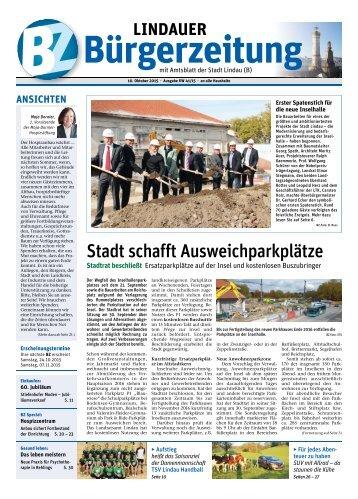 10.10.2015 Lindauer Bürgerzeitung