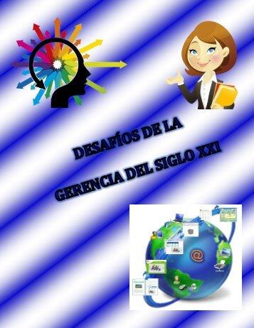 DESAFIOS DE LA GERENCIA EDUCATIVA DEL SIGLO XXI