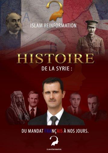L'Histoire de la Syrie