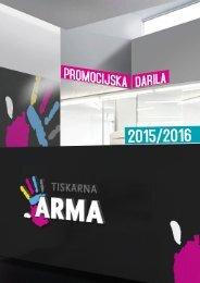 ARMA katalog 2015/2016