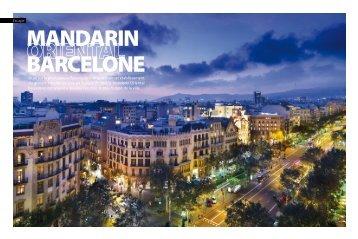MANDARIN ORIENTAL BARCELONE LR#5