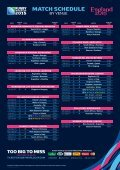 match schedule - Page 4