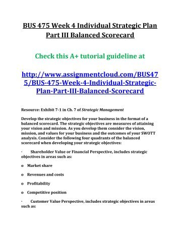 balanced scorecard essay essays balanced scorecard bachelor thesis  strategic plan iii balanced scorecard essay essay for youstrategic plan iii balanced scorecard essay