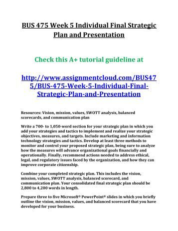 week 5 bus 475 final exam Description bus 475 final exam week 5 part 2 bus 475 capstone final examination part 2 bus 475 final exam a company declared a cash dividend of $8,560 on december 5, 2015.