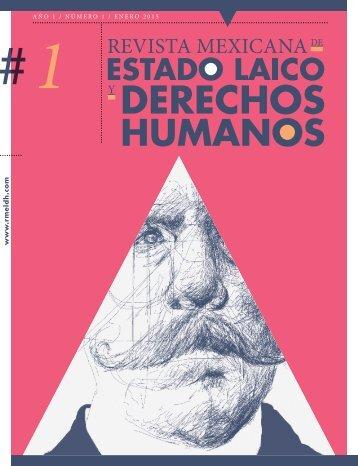 Revista Mexicana de Estado Laico y Derechos Humanos